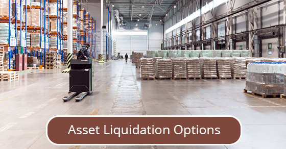 Asset Liquidation Options