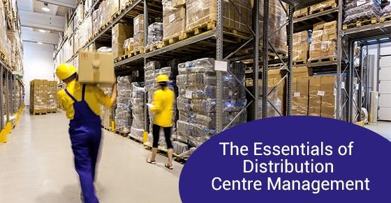 The essentials of distribution centre management