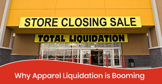 Apparel Liquidation is Booming