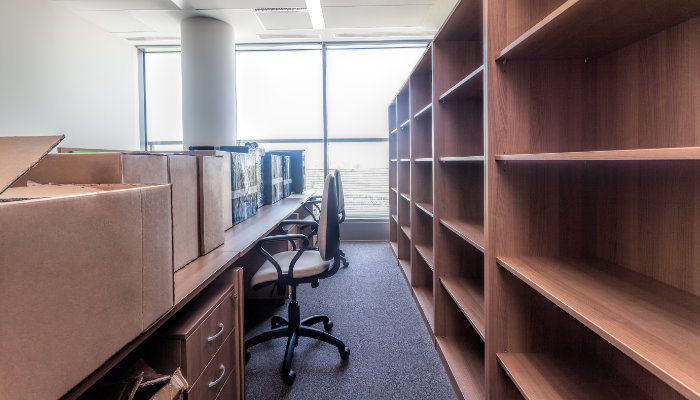 OFFICE FURNITURE & COMPUTER EQUIPMENT DECOMMISSIONING