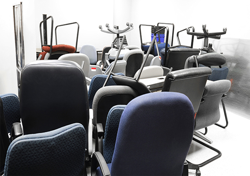 Office Furniture Donation & Recycling Services