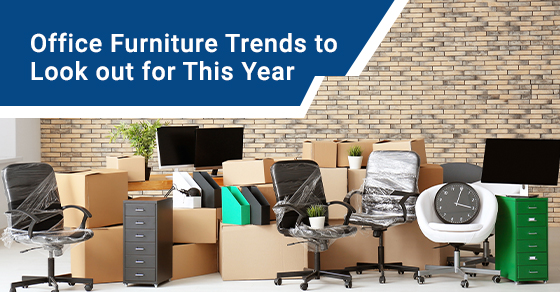 Office Furniture Trends in 2020