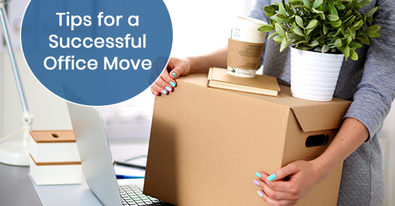 Tips for a Successful Office Move