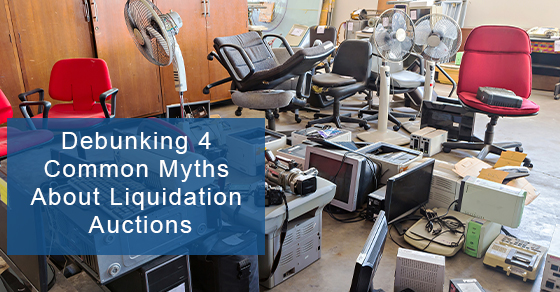 Debunking 4 common myths about liquidation